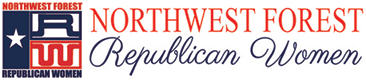 Northwest Forest Republican Women Logo